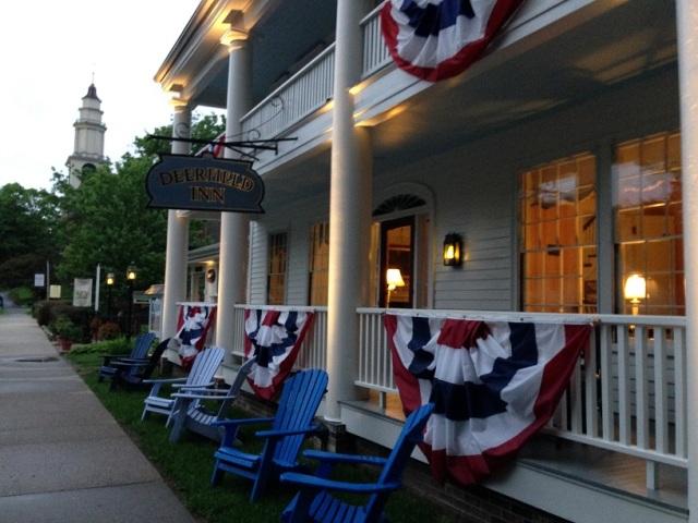 New England 443