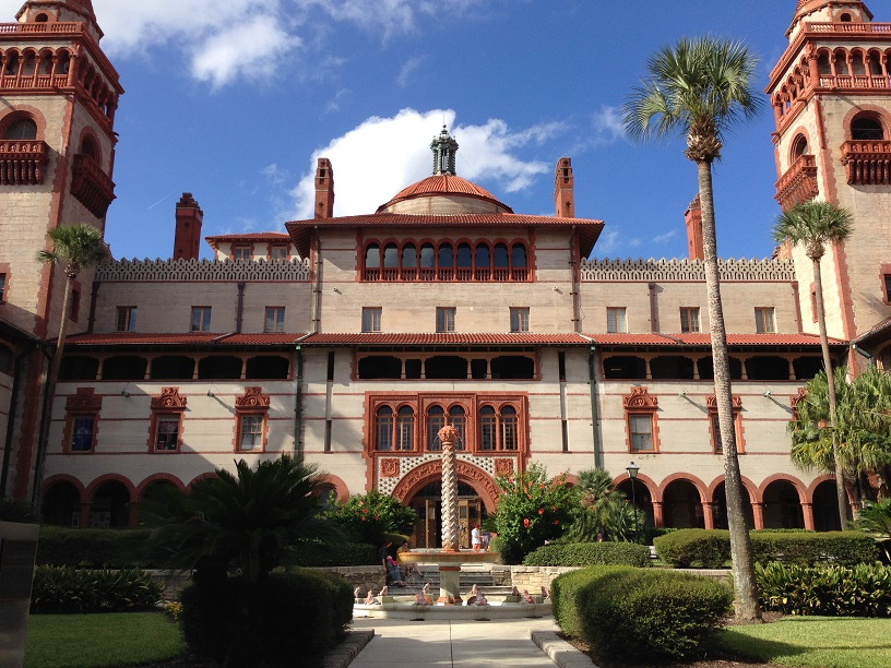 What Lies Benea... Library Flagler College