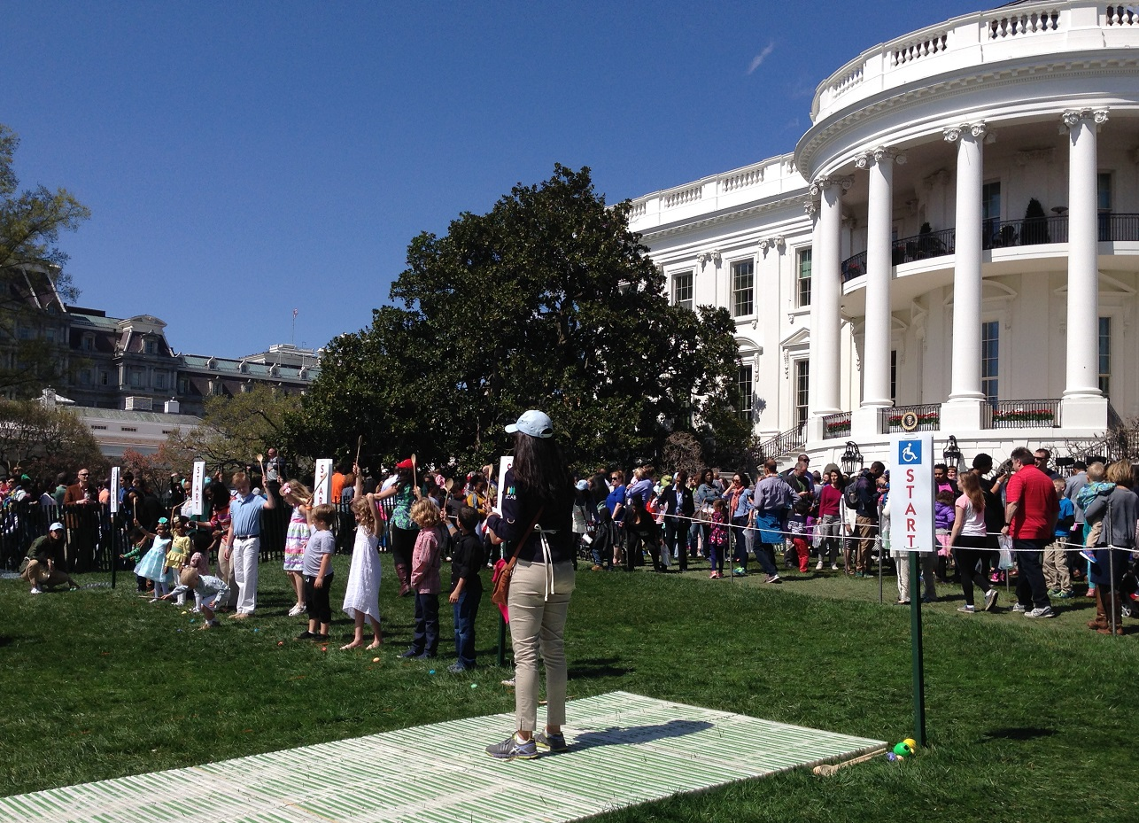 the white house easter egg roll | thehistorytourist