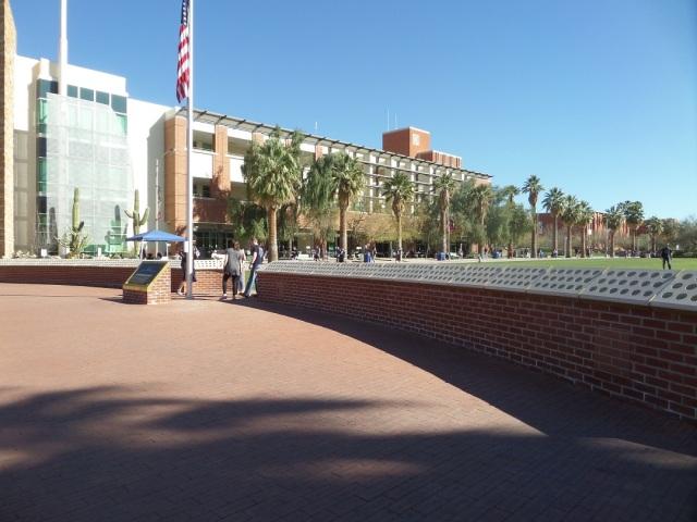USS Arizona Memorial Wall