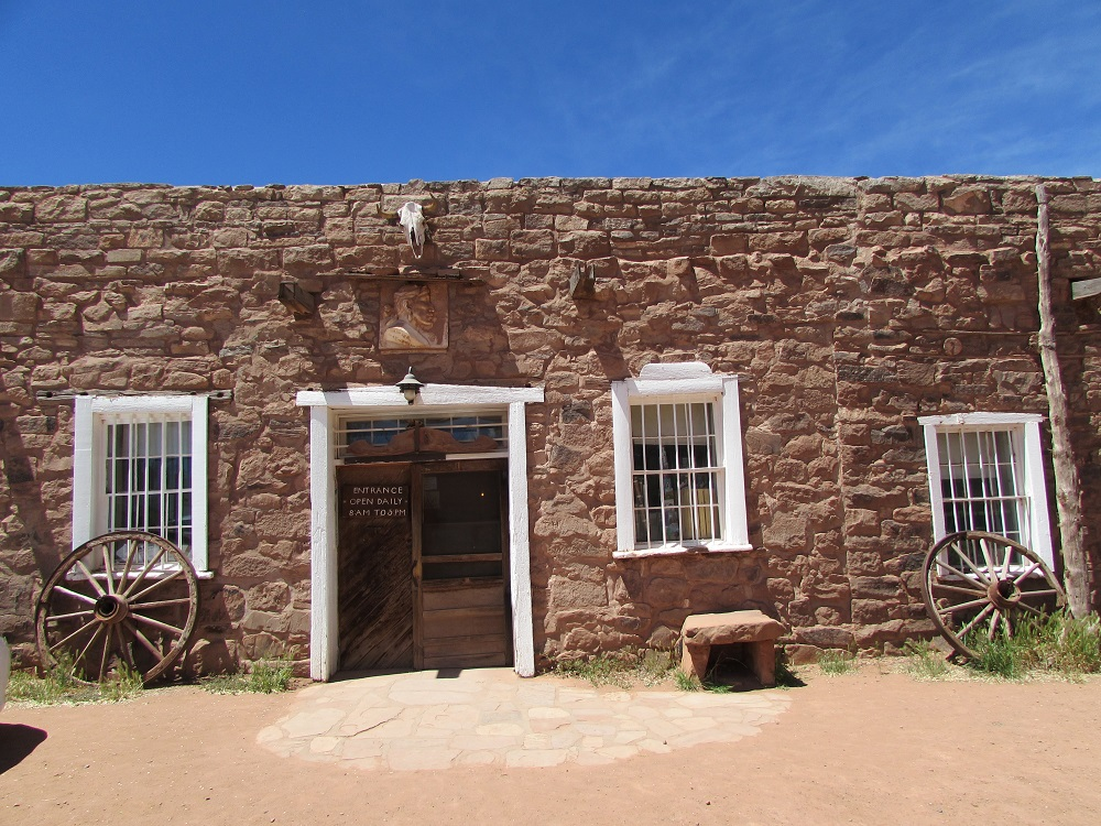Hubbell Trading Post Not A Dead Embalmed Historic Site